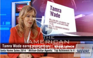 Tamra Wade Million-Dollar Agent: Top Achievers In Atlanta Home Sales