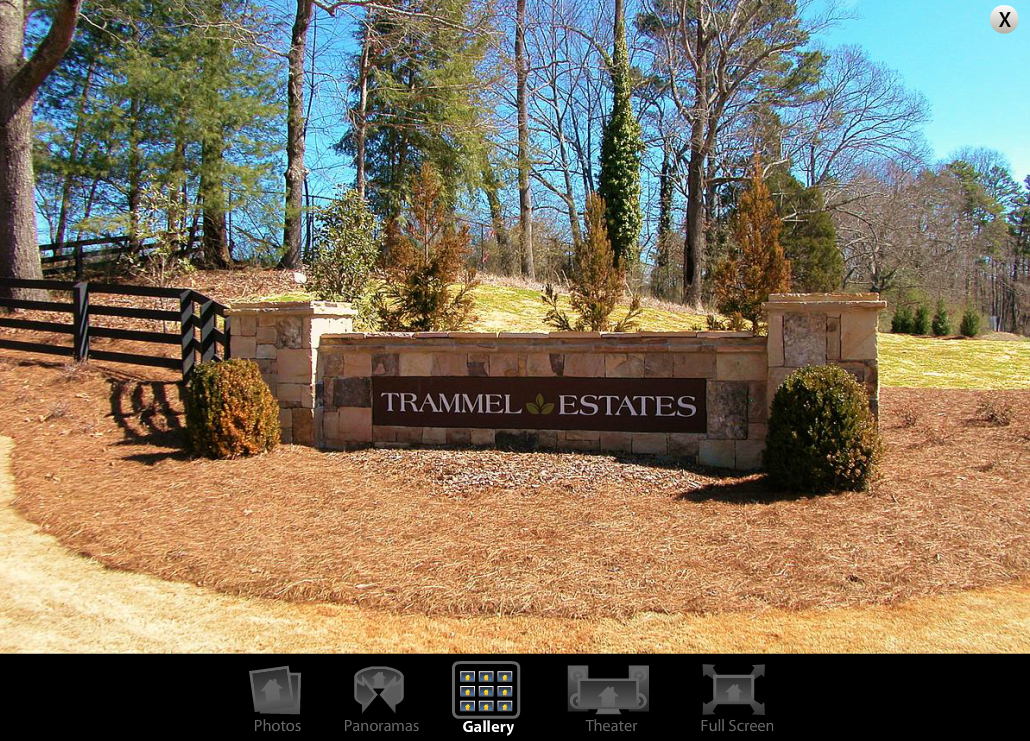 Tour Trammel Estates